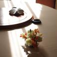 午後のテーブル